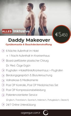 Daddy Make Over Alles Inklusive